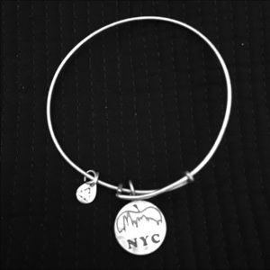 NYC Alex & Ani Bracelet
